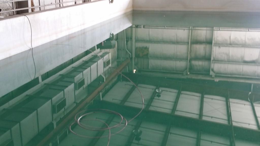 Dive tank