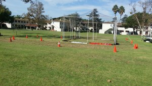 AUVSI built us a cage to fly in.