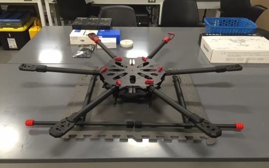 The Beginnings of a New LiDAR Drone
